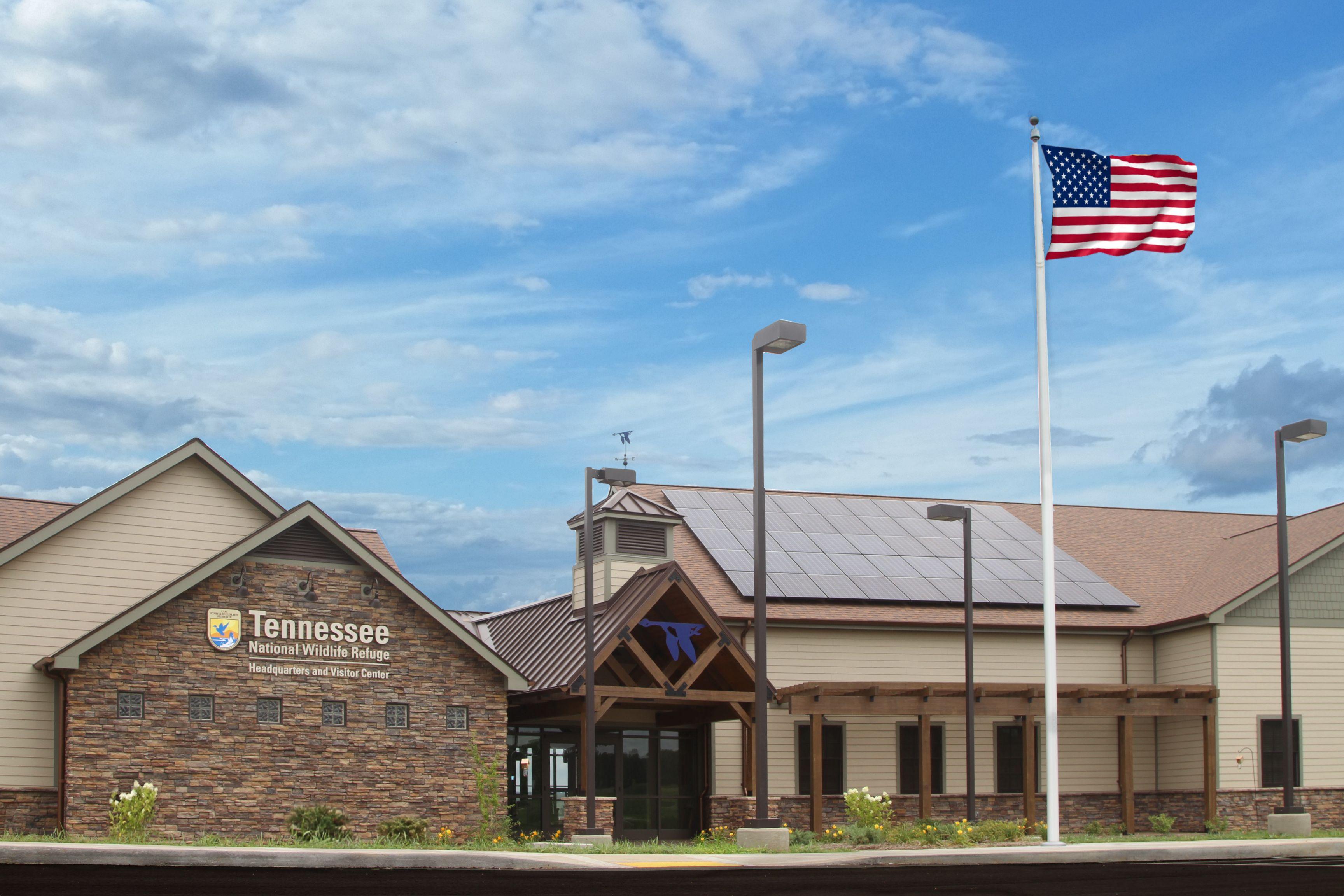 TNWR Visitor Center